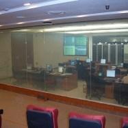 LCD glas