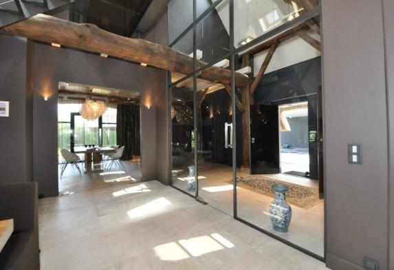 Woonboerderij - Glass Inside