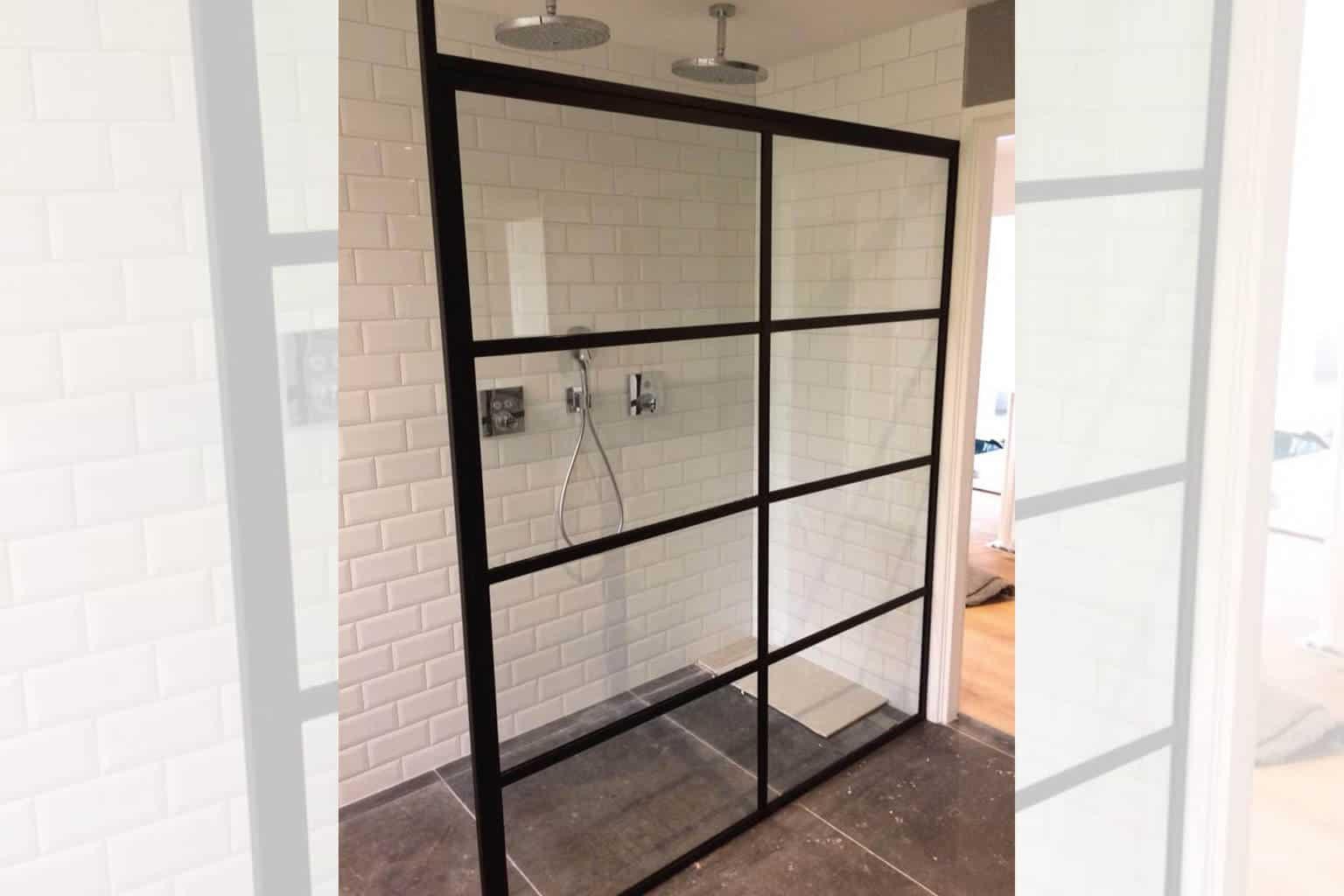 New Glazen Industriële look deur in huis? Glass Inside natuurlijk! @TK86