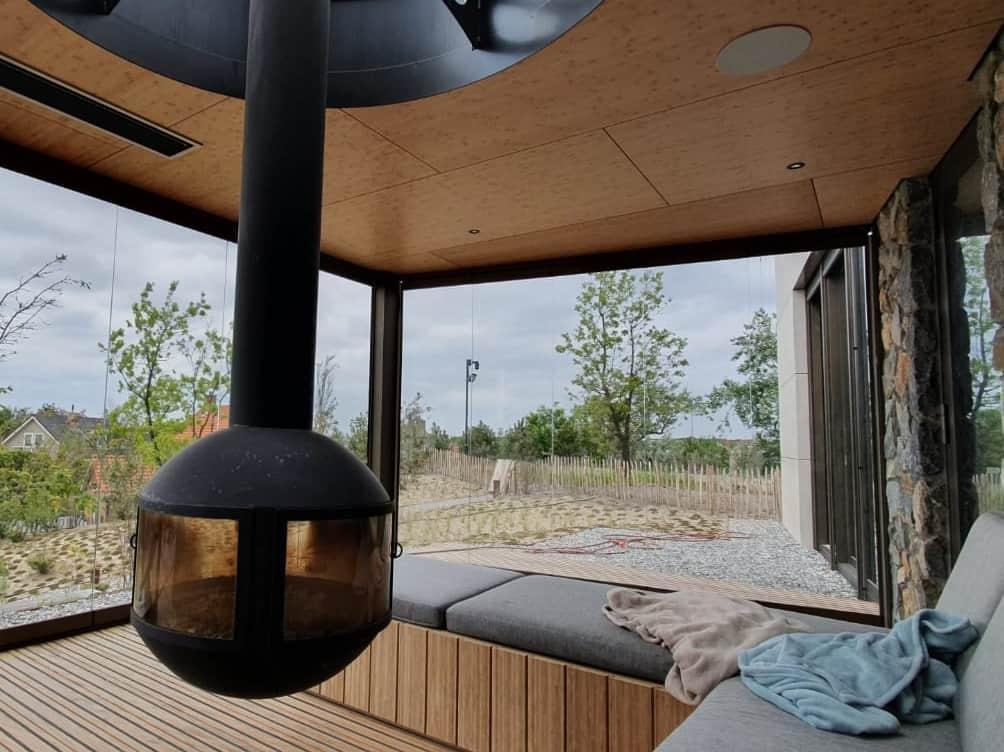 Goede Vakantiehuis   Glass Inside ZI-17