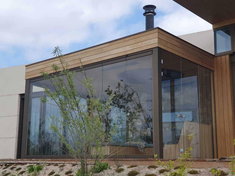 Verrassend Vakantiehuis   Glass Inside FP-16