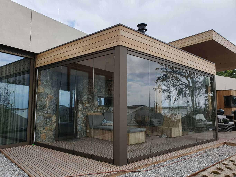 Spiksplinternieuw Vakantiehuis   Glass Inside WQ-57